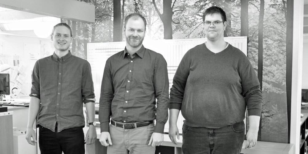 Niklas, Ask og Jakob